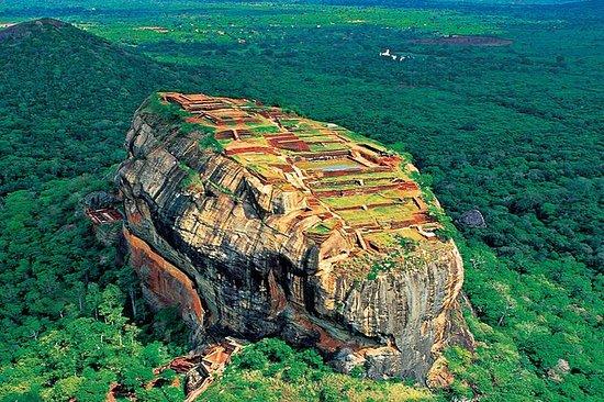 Sigiriya Lions Rock & Dambulla Cave...