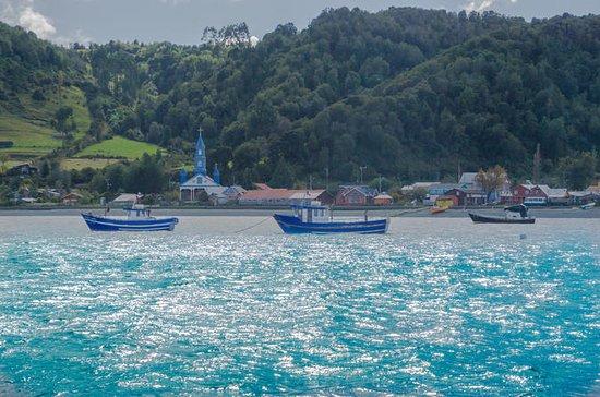 Küstendörfer Besichtigung von Chiloé...