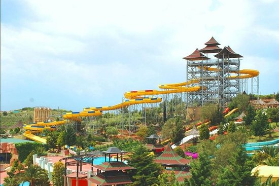 Admission Ticket: Adaland Aquapark...