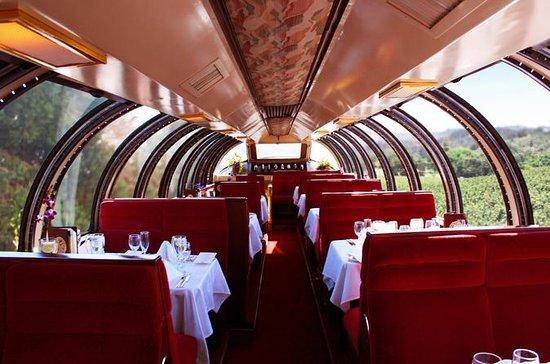 Napa Valley Wine Train Vista Dome Car