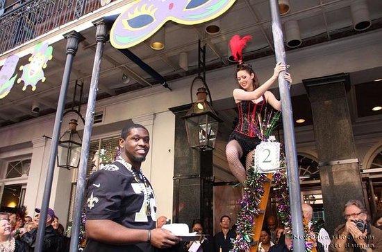 Voodoo borracho de Nueva Orleans...