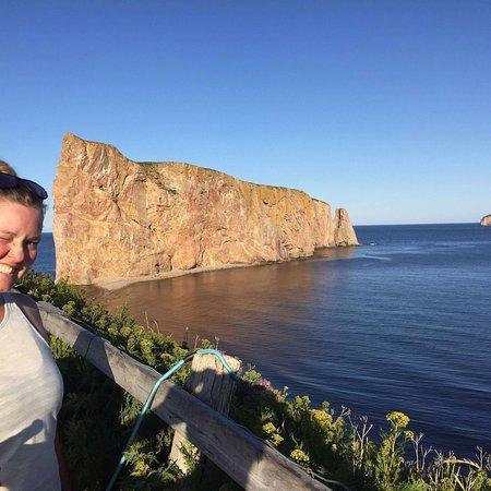 Gaspesie Region, Canada: 2ème visite du rocher percée!!! 25 ans plus tard ... qu'elle magnifique endroit!!
