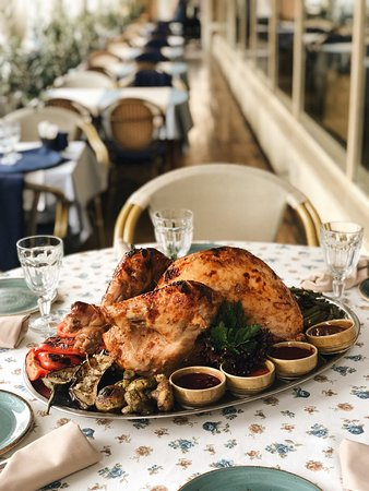 Special offer Christmas turkey for big companies