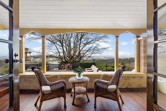 Conservatory Suite - Balcony