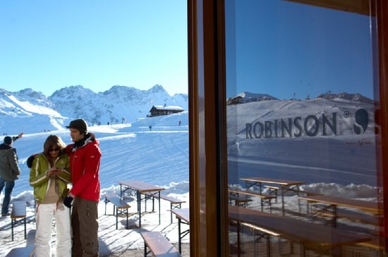 Robinson Club Arosa: Restaurant