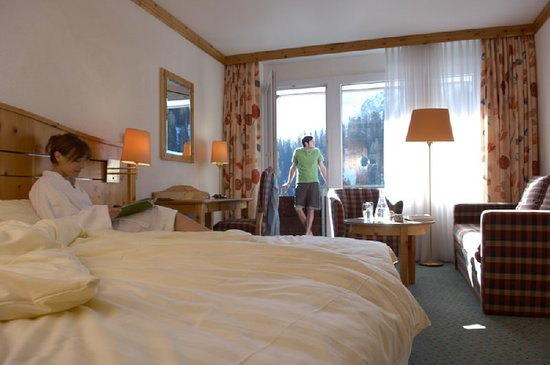 Robinson Club Arosa: Guest room