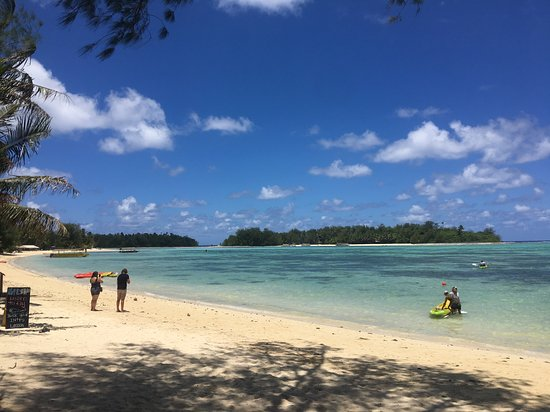 Rarotonga, Islas Cook: Muri Lagoon