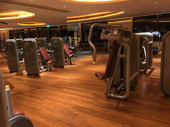 Holiday Inn Macao Cotai Central: フィットネスジム
