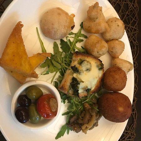 Schmerikon, Suíça: Wunderbares Menü! Tolle Gastgeber! Perfekter Abend!