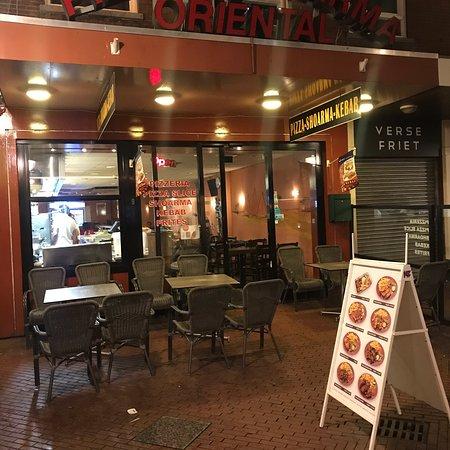 Oriental Pizzeria Shoarma Eindhoven Recenzje Restauracji