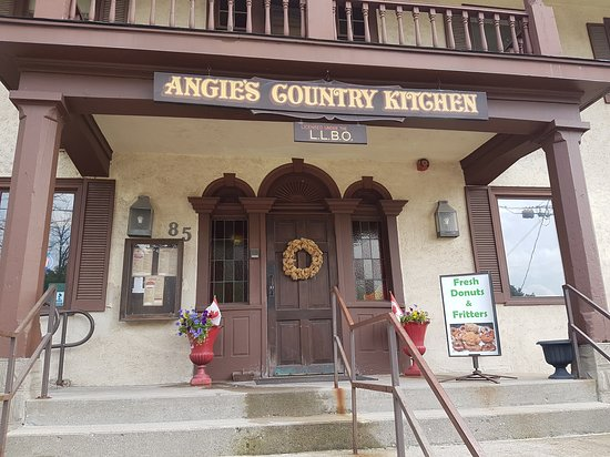 Angie S Country Kitchen St Agatha Restaurant Reviews