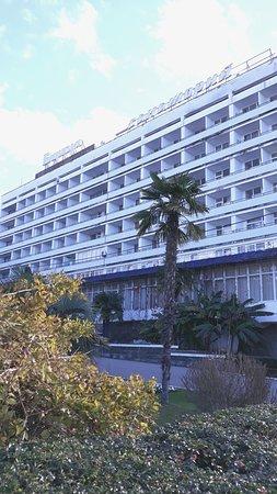 Biryuza Health Resort: Внешне - симпатично