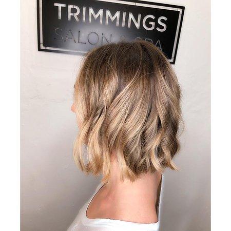 Blonde at Trimmings Salon & Spa