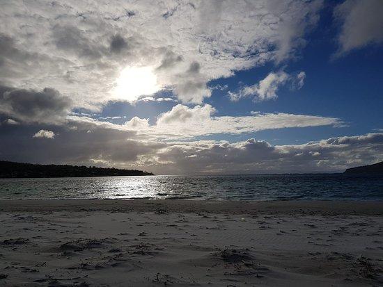 Foto de White Beach