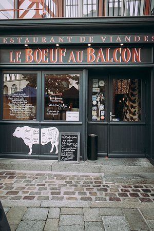 Le Boeuf au Balcon