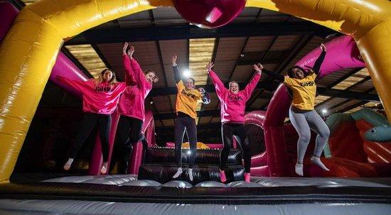 Jump Inc Trampoline Park