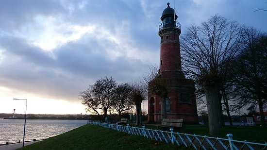 Holtenau Nord Lighthouse