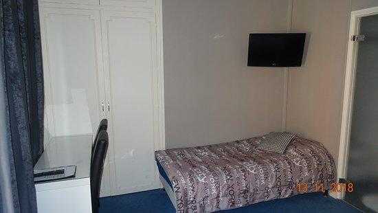 Руан, отель Alive Hotel De Quebec (ноябрь 2018 года)