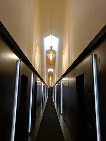 hall to the executive rooms