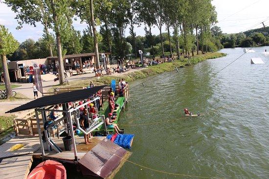 Amiens Cable Park