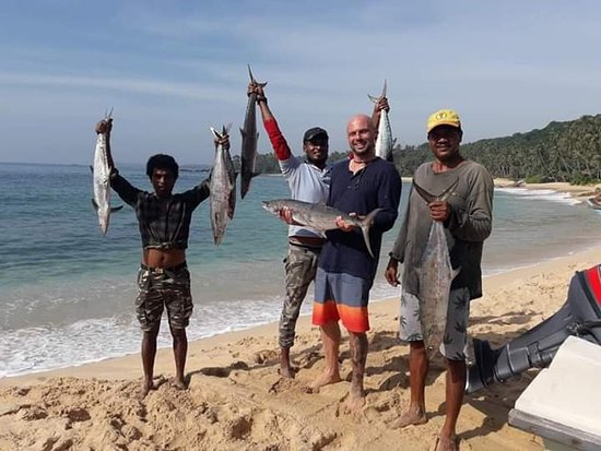 Tangalle Fishing Tours