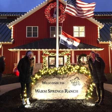 Foto de Warm Springs Ranch
