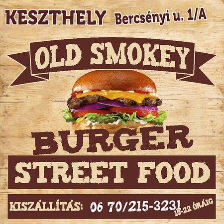 OLD Smokey Burger Keszthely