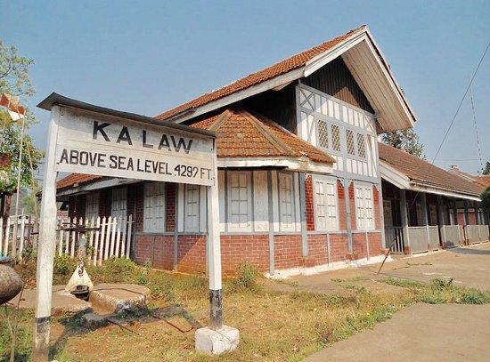 Kalaw Railway Station