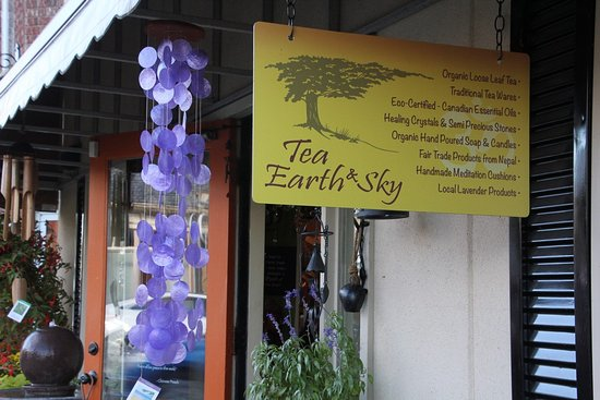 Tea, Earth and Sky