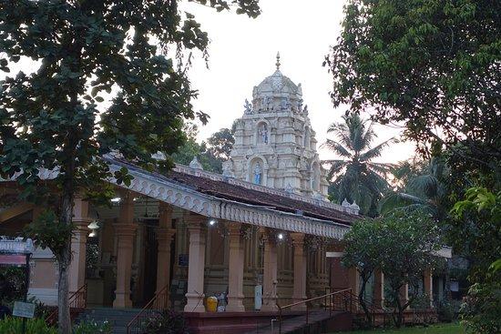 Old Goa, Índia: Temple view