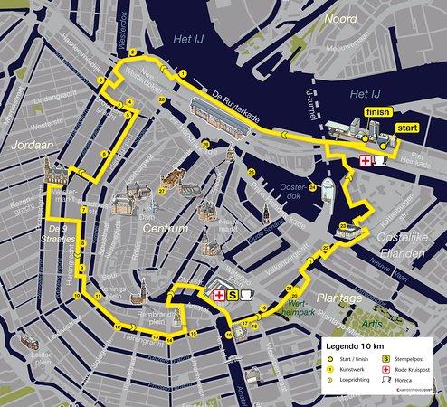 route light festival amsterdam