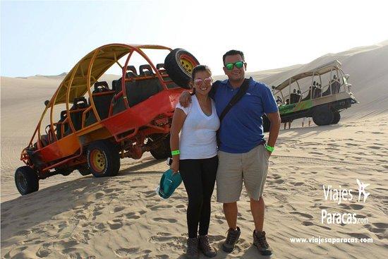 Viajes Paracas