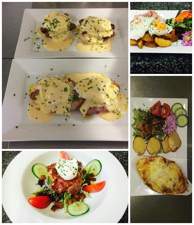 The bay tree cafe: special!