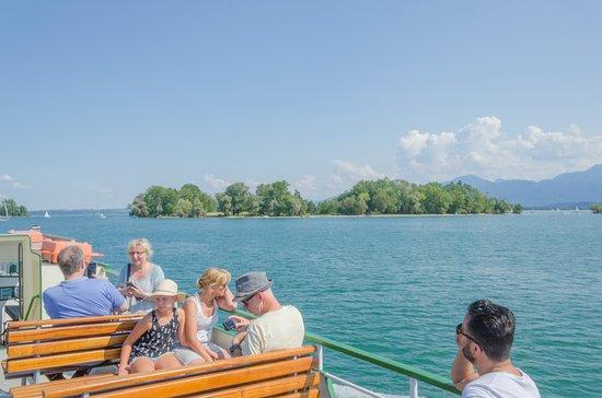 Fraueninsel im Chiemsee, Germany: Wyspa Ziół