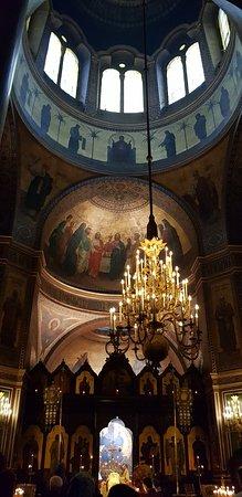 Cathédrale Saint-Alexandre-Nevsky de Paris