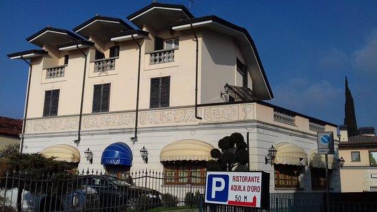 Ospitaletto, Ιταλία: vista esterna del locale