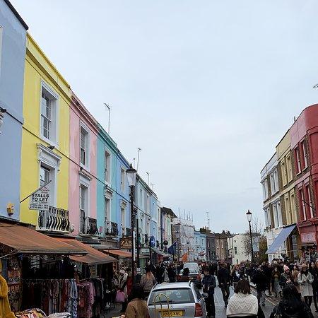 Bilde fra Portobello Road Market