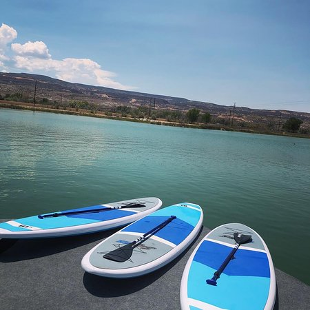 Фруита, Колорадо: Stand-Up Paddleboard rentals available