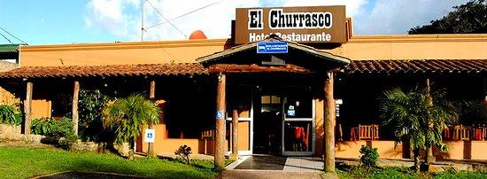 Poasito, Κόστα Ρίκα: Hotel y restaurante el Churrasco