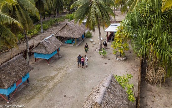 Fanning Island Outfitters-Lodging