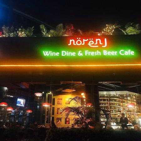 Neighbourhood fine dining- when talking n good food is the purpose