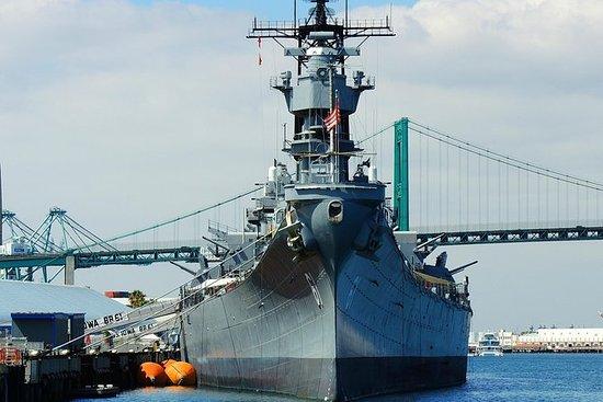 Battleship USS Iowa Museum General...