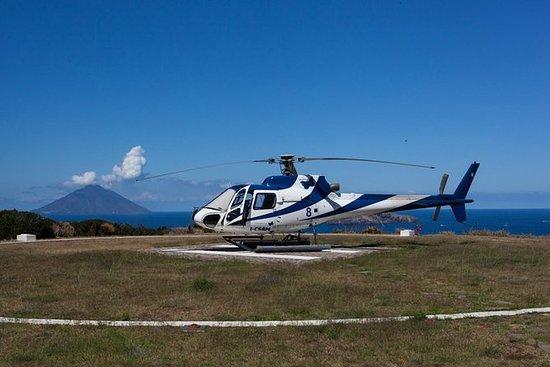 Excursão de helicóptero pelas Ilhas...