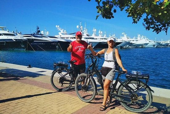 Athens Coastal Electric Bike Tour