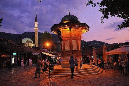 Sarajevo°: la ville enchanteresse...