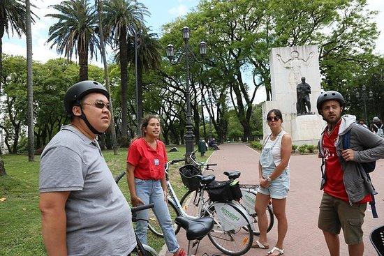 Dagtrip met de fiets in Buenos Aires ...