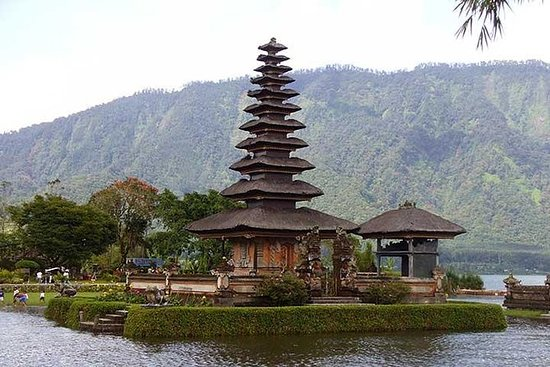 Private Bedugul Village and Tanah Lot...
