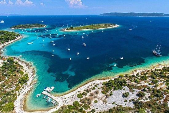 Excursão de barco pelas Ilhas Croatas...