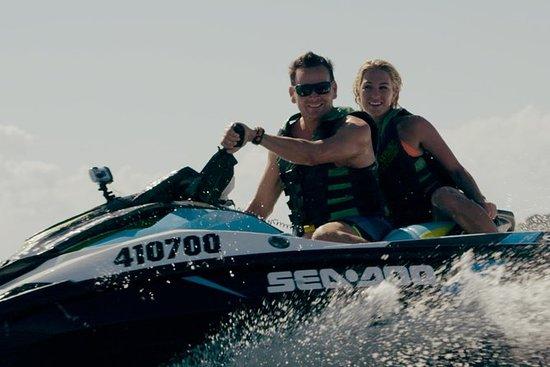Safari Gold Ski Jet Ski con
