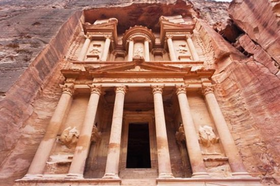 Petra från Amman Full-Day Private Tour